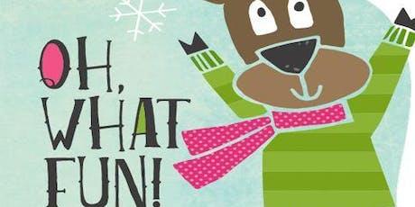 Rudolph's Rockin' Reindeer Bash!  tickets