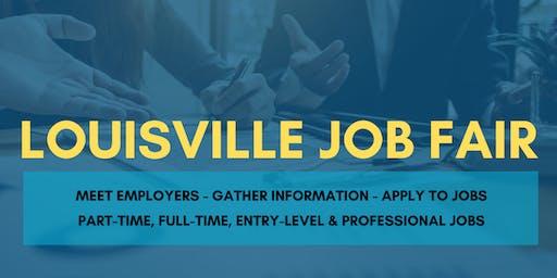 Louisville Job Fair - September 21, 2020 - Career Fair