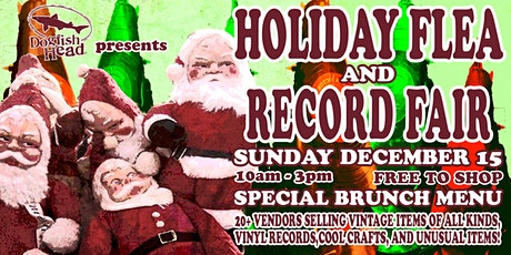 Beachland Holiday Flea and Record Fair tickets