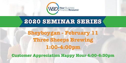 WBD 2020 Seminar Series - Sheboygan