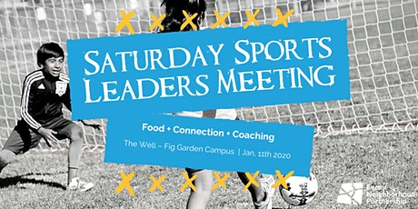 Saturday Sports: Spring Leader's Meeting tickets