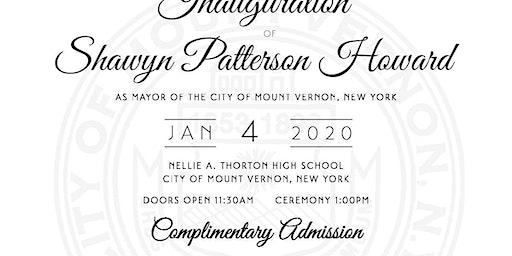 Inauguration of Mayor Shawyn Patterson Howard