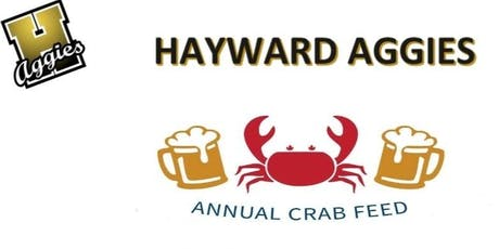 Crab Feed Benefiting Hayward Aggies Youth Football & Cheer tickets