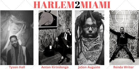 Harlem2Miami at Art Basel | 3 Day Interactive Art Experience  tickets