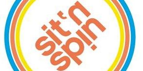 SIT N' SPIN tickets