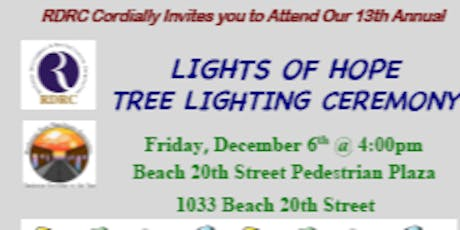 13th Annual Downtown Far Rockaway Lights Of Hope Tree Lighting Ceremony tickets
