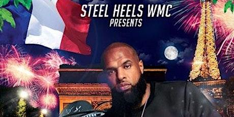 Steel Heels WMC  2020 Anniversary tickets
