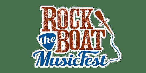 2020 Rock the Boat Music Festival