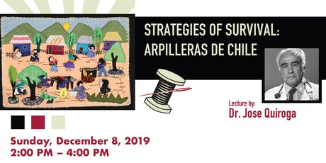 Strategies of Survival: Arpilleras de Chile tickets