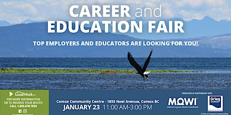 Black Press Extreme Education and Career Fair - Comox tickets