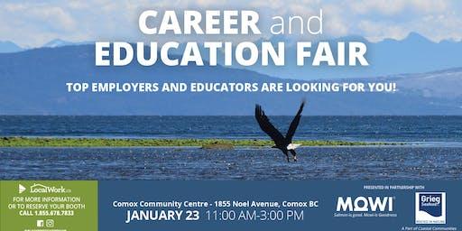 Black Press Extreme Education and Career Fair - Comox