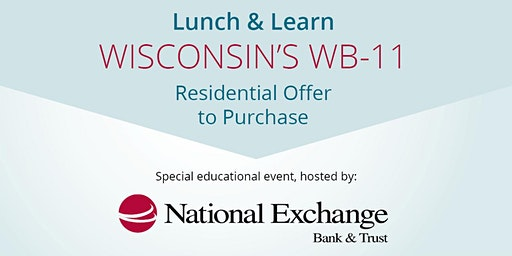 Lunch & Learn - Residential Offer to Purchase