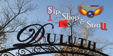 Sip, Shop & Stroll - Holiday Cheer & Shopping in Downtown Duluth tickets
