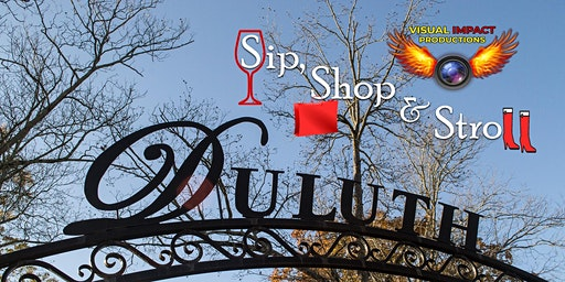 Sip, Shop & Stroll - Holiday Cheer & Shopping in Downtown Duluth