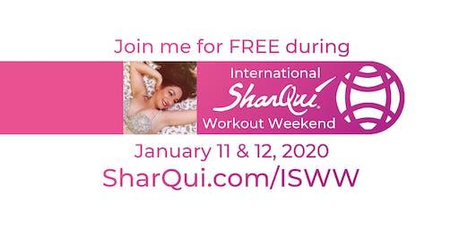 International SharQui Workout Weekend with Rita
