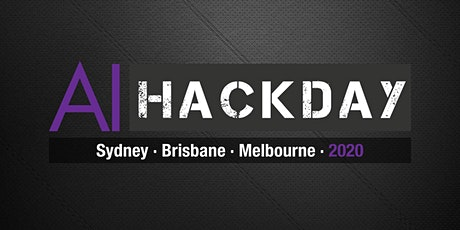 AI Hack Day - Melbourne tickets