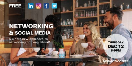 Social Media & Networking | A whole NEW approach to networking! tickets
