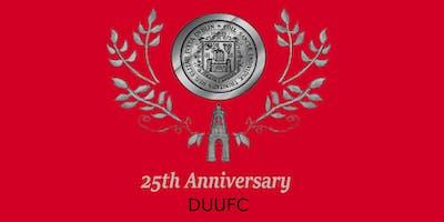 DUUFC 25th Anniversary Ball