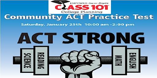 FREE Community ACT Practice Test