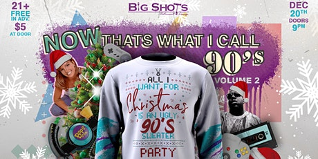 Now That's What I Call 90's - Volume 2 tickets