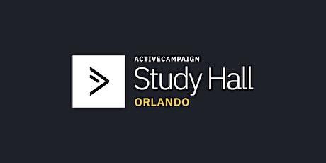 ActiveCampaign Study Hall | Orlando tickets