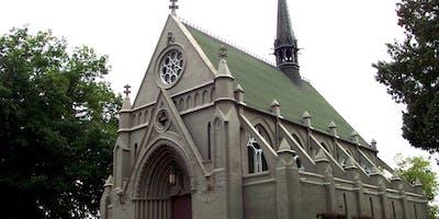 1st Sunday free tour at Fairmount Cemetery