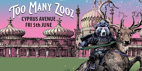Too Many Zooz - new date to be announced tickets