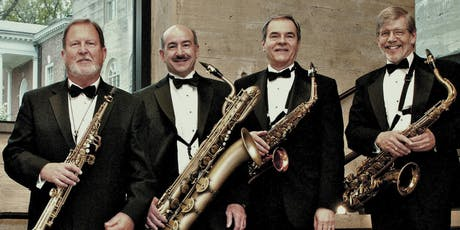 A Saxophone Serenade tickets