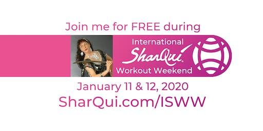 International SharQui Workout Weekend with Liesa