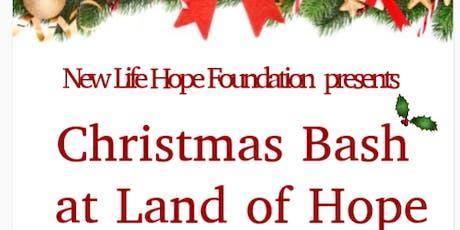 Land of Hope Community Christmas Bash tickets