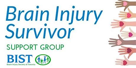 ABI Survivor Support Group - Jan 7, 2020 tickets