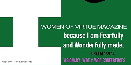 WOMEN OF VIRTUE MAGAZINE IS LOOKING FOR WOMEN TO TELL THEIR STORY! tickets