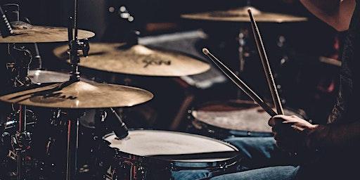 Drum Kit Workshop with Bryan Teeters