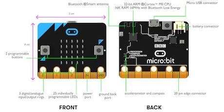 Comp Sci Education Week - Build a micro:bit Mini Crane tickets