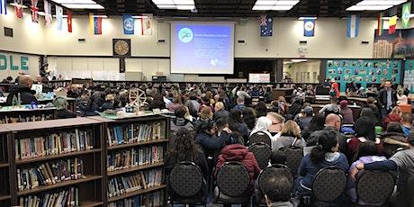 All Middle Schools Overview / Panorama de todas las secundarias tickets