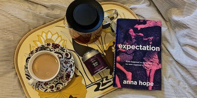 Boozy Book Club - `Expectation by Anna Hope