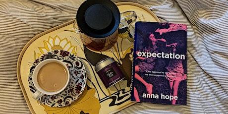 Boozy Book Club - `Expectation by Anna Hope  tickets