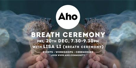 Breath Ceremony with Lisa Li tickets