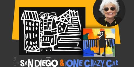 Paintings by Suzka: San Diego & One Crazy Cat tickets