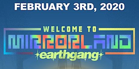 EarthGang: Welcome to Mirrorland Tour w/ Mick Jenkins, Wynne, Jurdan Bryant tickets