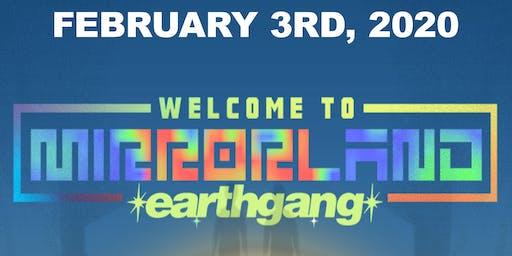 EarthGang: Welcome to Mirrorland Tour w/ Mick Jenkins, Wynne, Jurdan Bryant