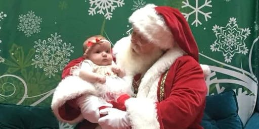 SEE SANTA CLAUS December 2 - December 8, 2019