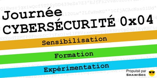 Journée Cybersécurité 0x04 - ShawiSec