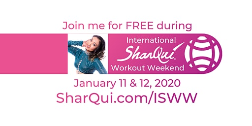 International SharQui Workout Weekend with Aaliyah Jenny