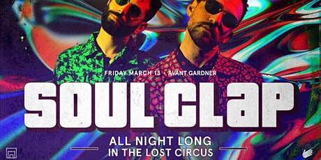 Soul Clap (All Night Long) tickets