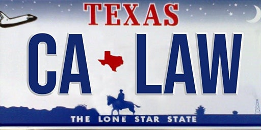 California Law for Texas Employers