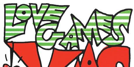 Love Games Xmas Edition with Lauren Murada & Finn Jones tickets