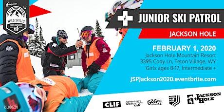 WILD SKILLS Junior Ski Patrol: Jackson Hole tickets