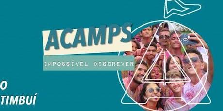 ACAMP'S VIX 2020 ingressos