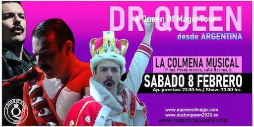 DR QUEEN - A QUEEN OF MAGIC TOUR - ARANDA DE DUERO